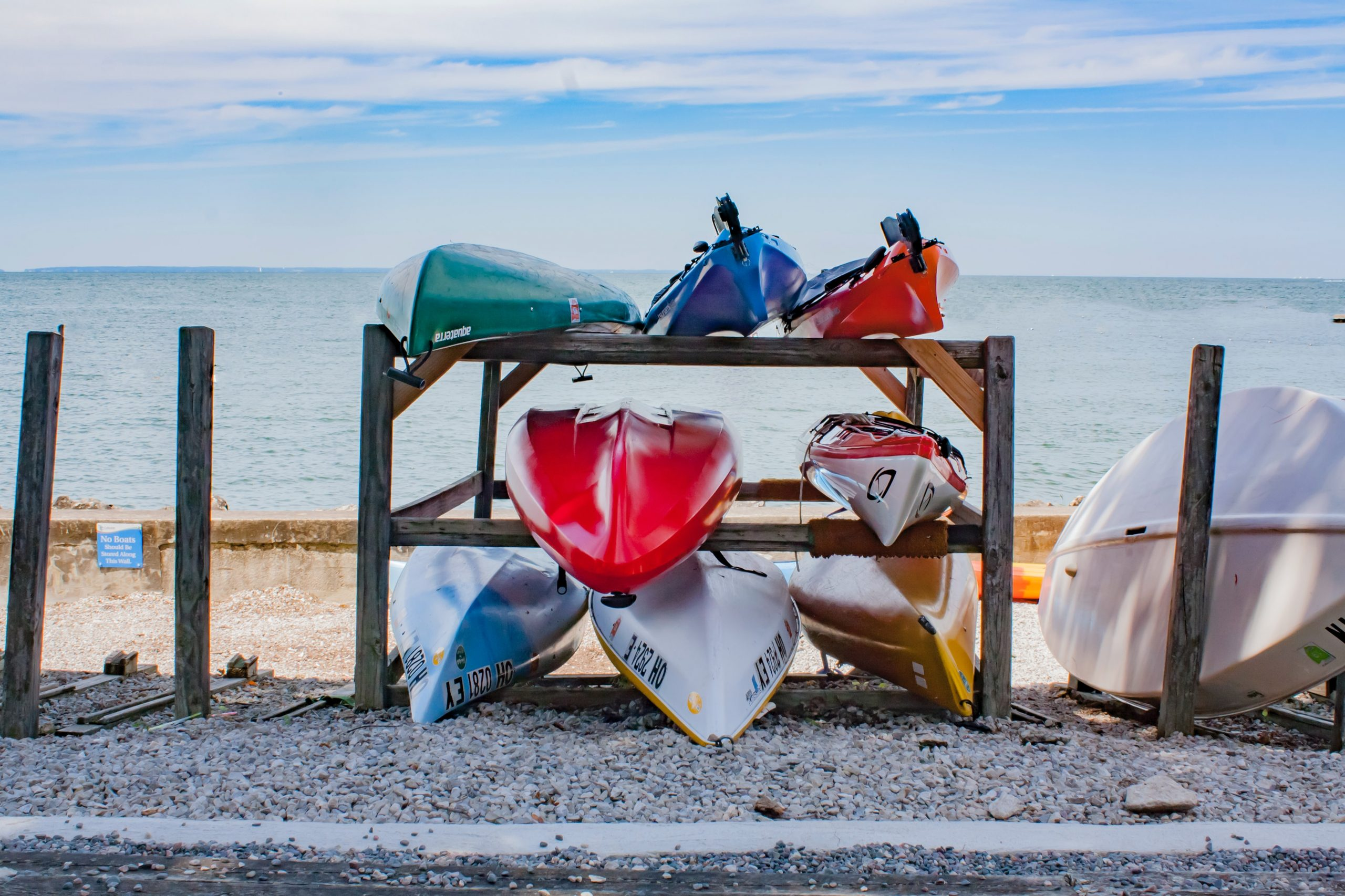 Buying a Boat Rack – What You Need to Know